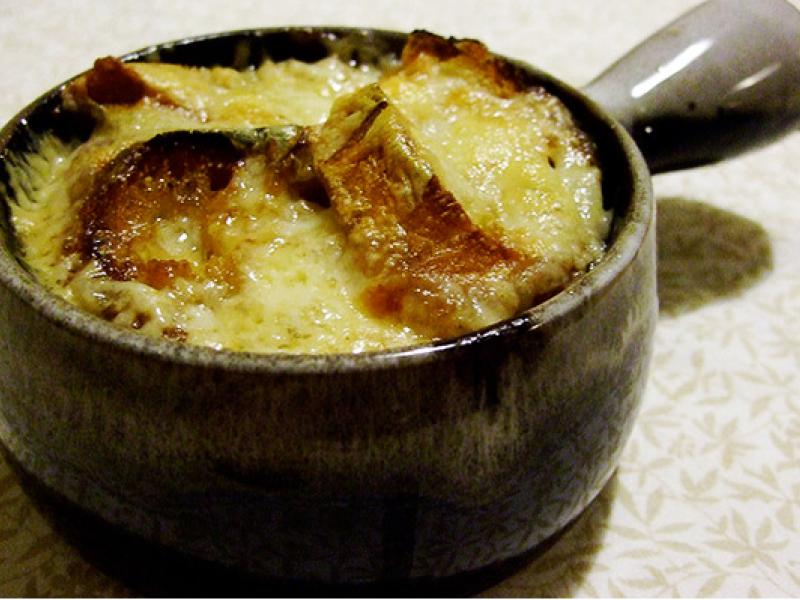 Receta per supe franceze