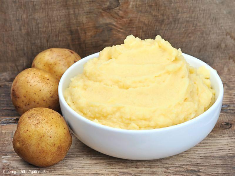 Pure Patate me gorgonzola