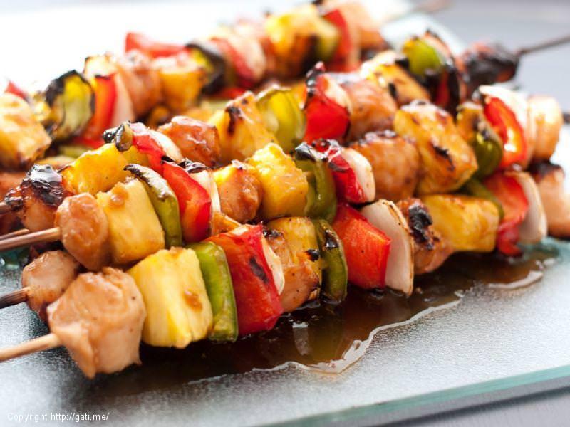 Kebab Pule